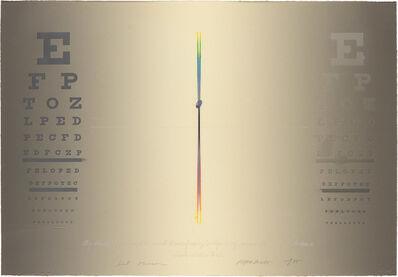 Shusaku Arakawa, 'Test Mirror', 1975
