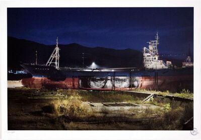 JR, 'Action in Kesennuma, Japan '