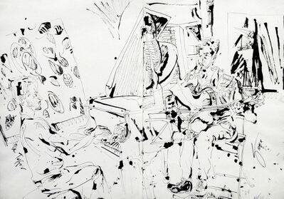 Jonathan Glass, 'Dan Tepfer & Gilad Hekselman at Catinca Tabacaru', 2014