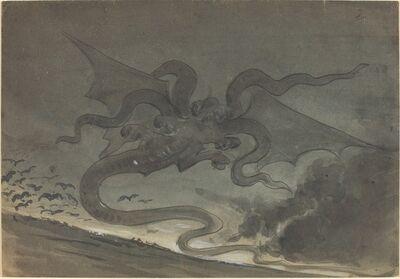 Robert Caney, 'Flying Monster'