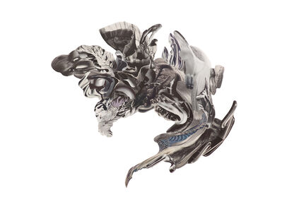 Lynne Hovis Rotholtz, 'Analog Armor', 2018