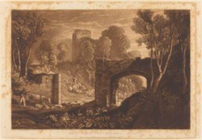Joseph Mallord William Turner and Samuel William Reynolds I, 'East Gate, Winchelsea', published 1819