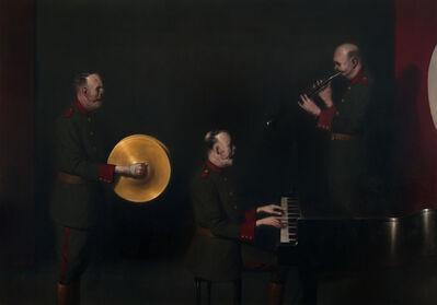 Ken Currie, 'Ensemble', 2014