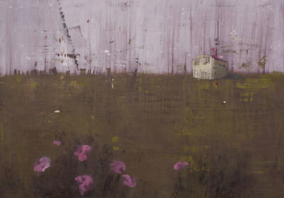 Alejandro Campins, 'Cosechador de soplos vitales', 2012