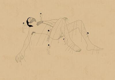 Karam Natour, 'Eye My Bull', 2017