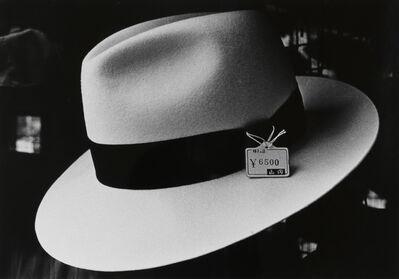 Daido Moriyama, 'Soft Hat, Minato-ku, Tokyo', 1990