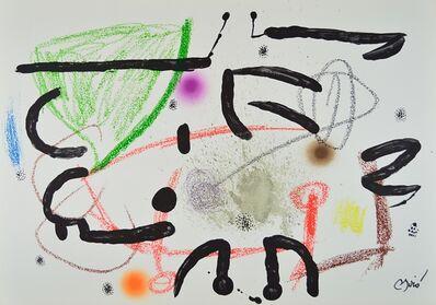 Joan Miró, 'Maravillas 15'