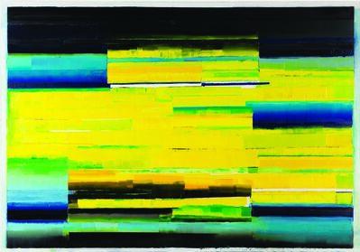 Tanya Goel, 'Spectrum Signages - 3', 2012