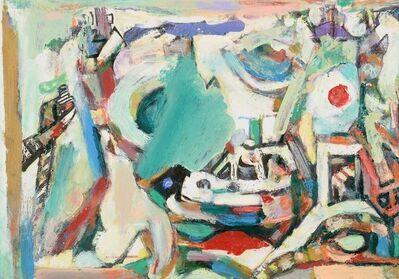 Walter Firpo, 'La vie d'un port', ca. ca. 1965