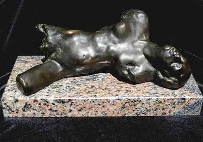 Auguste Rodin, 'La Mertyre'