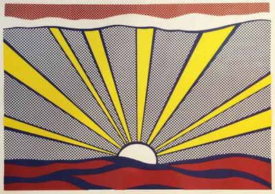 Roy Lichtenstein, 'Sunrise (/1)', 1965