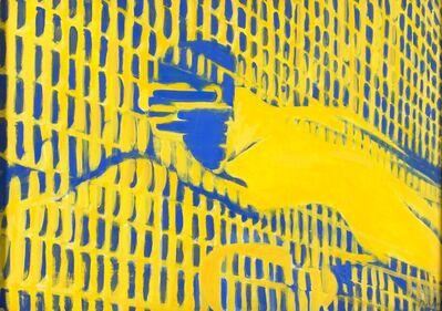 Titina Maselli, 'Yellow and blue'