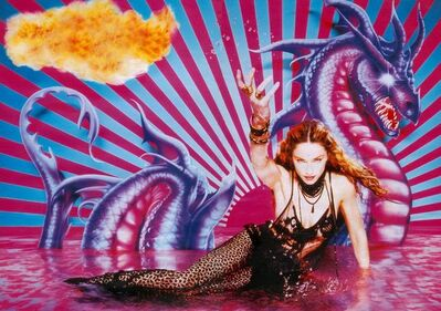 David LaChapelle, 'Madonna: Furious Seasons', 1998