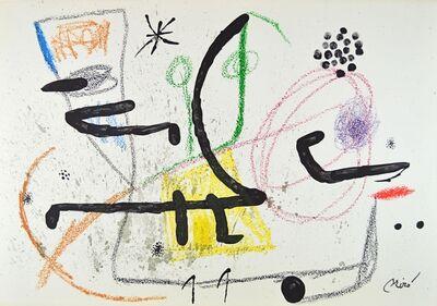 Joan Miró, 'Maravillas 9'