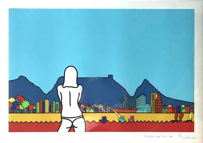 Richard Scott, 'My Blue Cape Town Uma', 2017