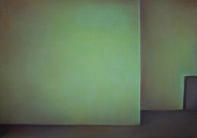 Margaret nes, 'Walls with Door 19-03', 2019