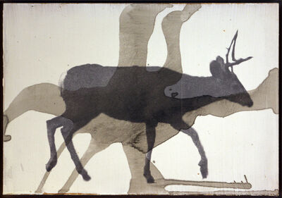 Holly Roberts, 'Buck Dreaming', 2015