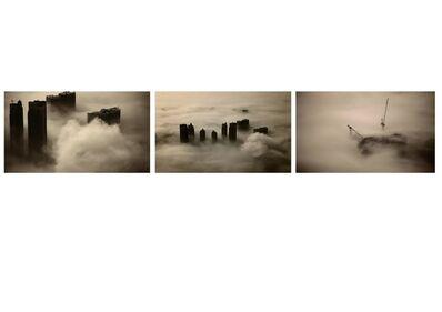 Clare Langan, 'The Floating World–Dubai Triptych', 2013