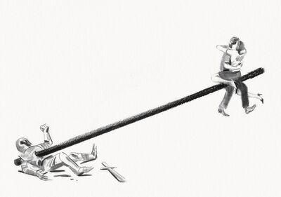 Christoph Niemann, 'Der Selbstwert des Tragischen – Happy End, d.h. Ende gut', 2014-2015