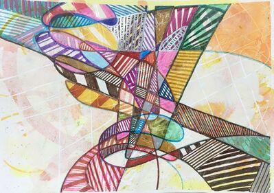 Pablo Power, 'Compass Study II', 2017