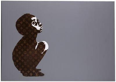 Beejoir, 'LV Child Grey', 2008