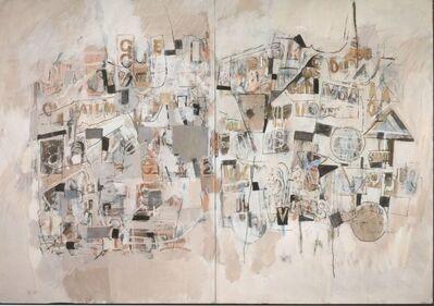Sarah Grilo, 'Diptych', 1997