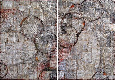 David Jang, 'Subsets (Panels 3 & 4)', 2013