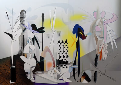 Fabrizio Arrieta, 'En un lugar lejano', 2018