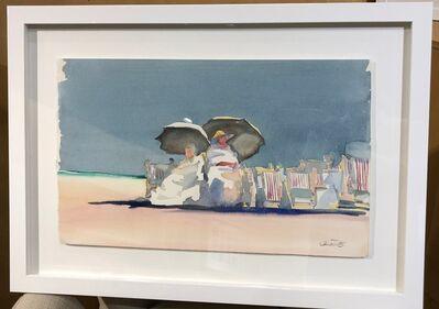 Dalva Duarte, 'Beach Scene XVIII', 1980-1990
