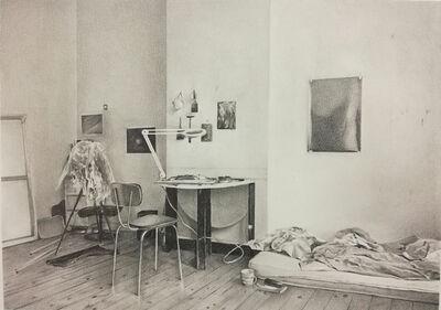 Romain Cadilhon, 'Untitled (Studio drawing XIII)', 2015