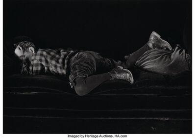 Edward Weston, 'Neil Asleep', 1925