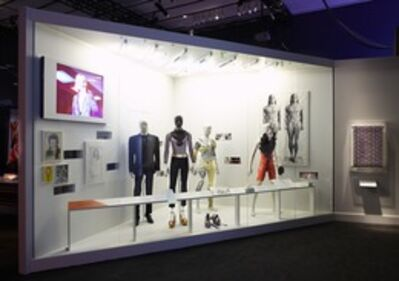David Bowie, 'Installation view: Area 11 – Rebel Rebel'