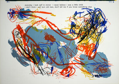 Asger Jorn, 'Untitled (from One Cent Life)', 1964