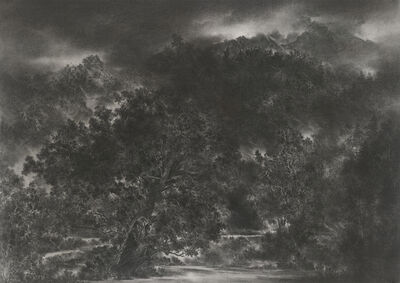 Cao Xiaoyang, 'Rainy Night in the Autumn Mountains', 2010