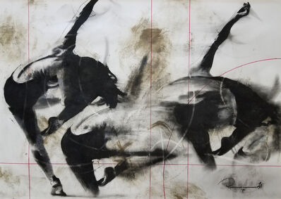 Riaan van Zyl, 'Fluid I', 2019
