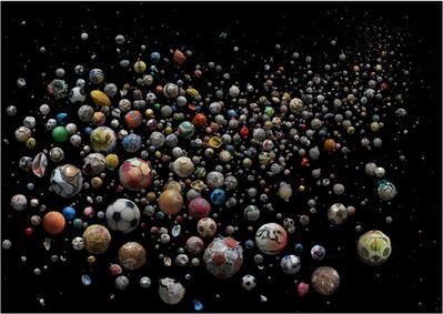 Mandy Barker, 'Penalty - The World', 2015