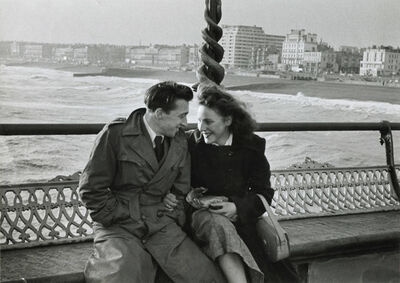 "Henri Cartier-Bresson, '""Generations"", East Sussex. Brighton, UK', 1951/1951c"