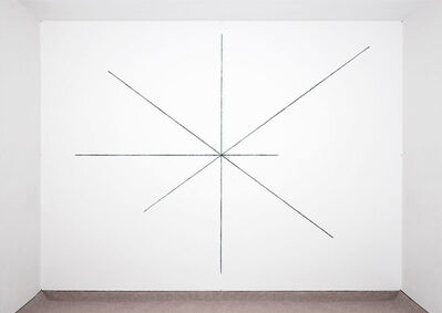 Sol LeWitt, 'Wall Drawing #172'