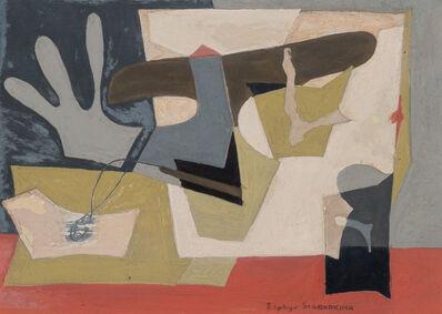 Esphyr Slobodkina, 'Untitled Abstraction', 1942