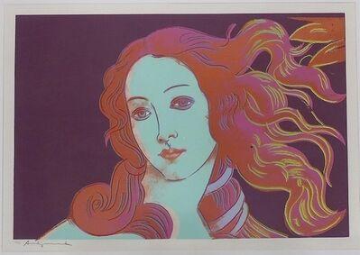 Andy Warhol, 'Birth of Venus, #317', 1984