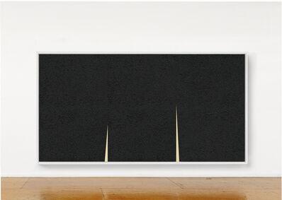 Richard Serra, 'Double Rift III', 2018