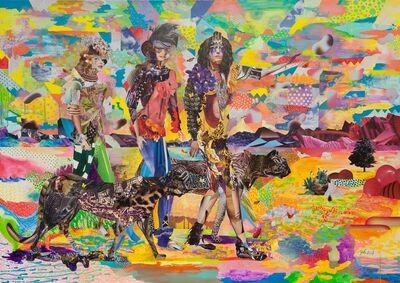 Yoh Nagao, 'Field Strolling', 2014