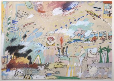 Carlos Almaraz, 'Untitled', 1970