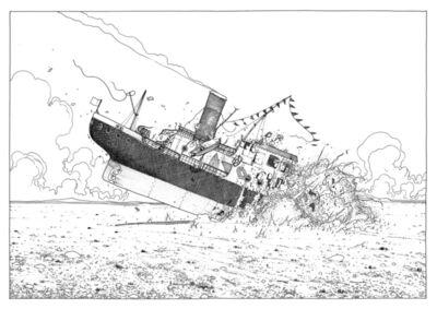 Jared Muralt, 'End Of Bon Voyage ', 2014