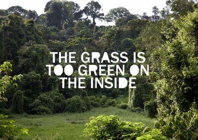 Dawn Ng, 'Grass', 2001