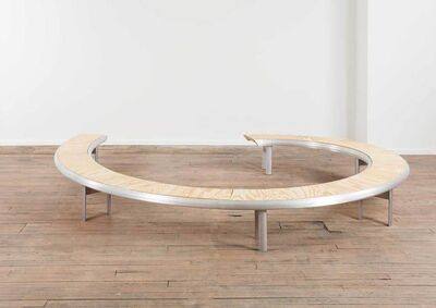 Jonathan Olivares, 'Rolled Extrusion Bench (REB)', 2014
