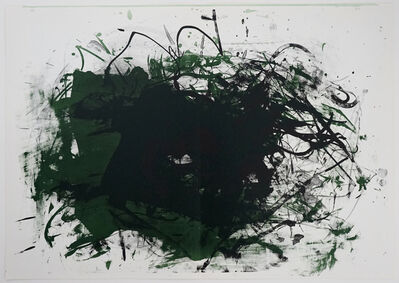 Joan Mitchell, 'Untitled, from One Cent Life ', 1964