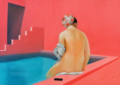 Naomi Devil, 'La Muralla Roja', 2017