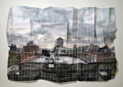 Germán Gómez, 'New York 4. De la serie  Deconstruyendo ciudades', 2015
