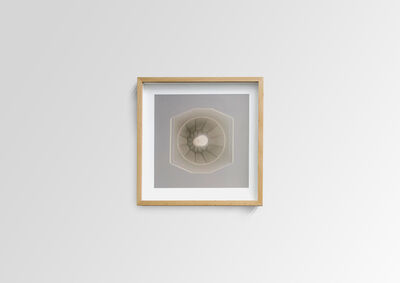 Jessica Rayner, 'Untitled IV (sun capture, 9th Aug, 12′clock, 20 minutes, gentle wind)', 2016